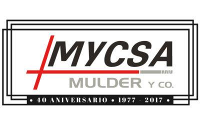 40 Aniversario Mycsa Mulder