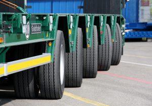 trailer para transportes especiales