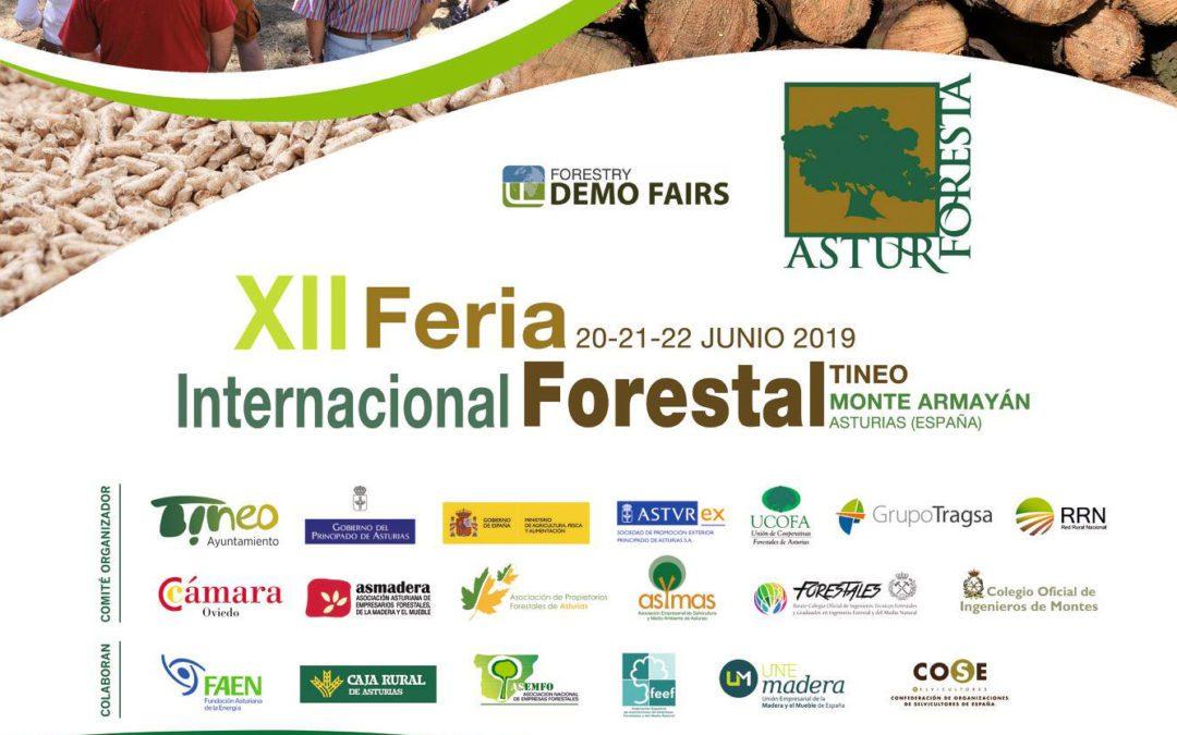 Asturforesta feria 2019