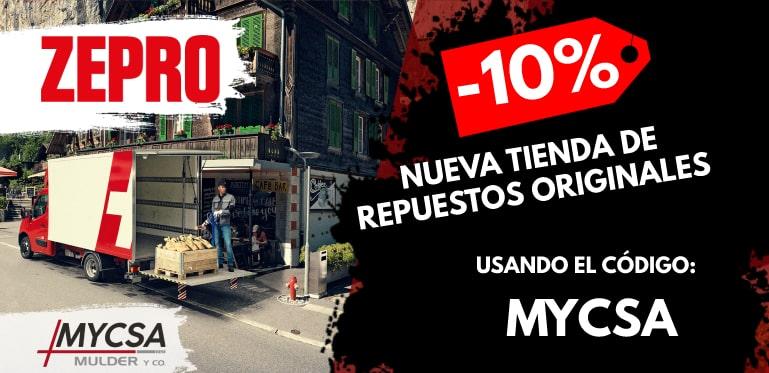 Tienda Mycsa