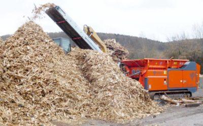 Las mejores máquinas para el reciclaje de madera usada