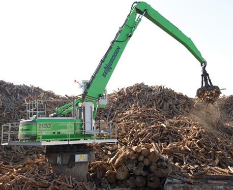 reciclaje de madera usada