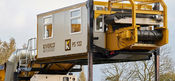 estación de recogida Kiveco