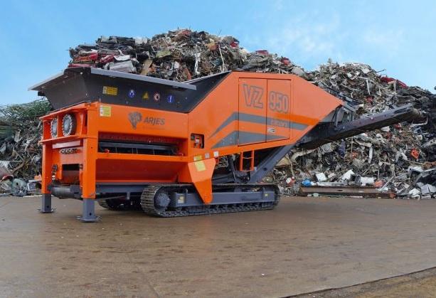 Maquinarias ideales para gestionar residuos industriales peligrosos y no peligrosos