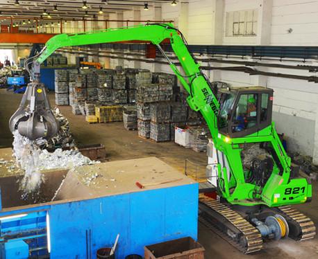 reciclaje de desechos industriales