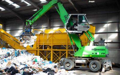 Las mejores soluciones para la separación de residuos industriales