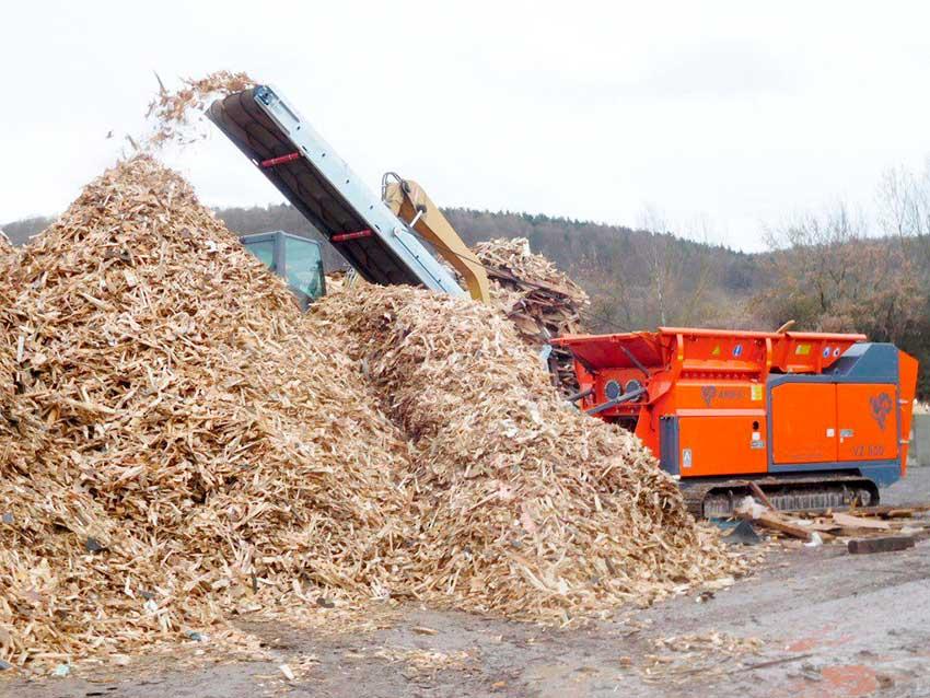 Encuentra las mejores maquinas de trituración de residuos