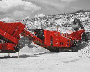 Trituradoras para minería