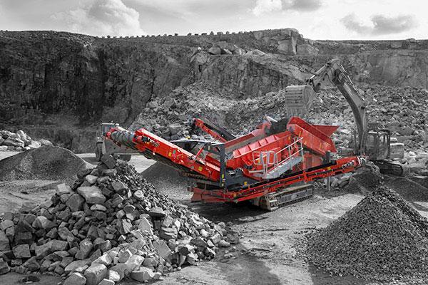 Equipos y maquinaria para minería